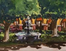 San Miguel Fountain