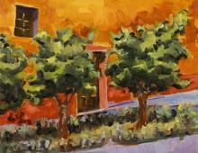 San Miguel Trees