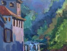 Seravezza Falls